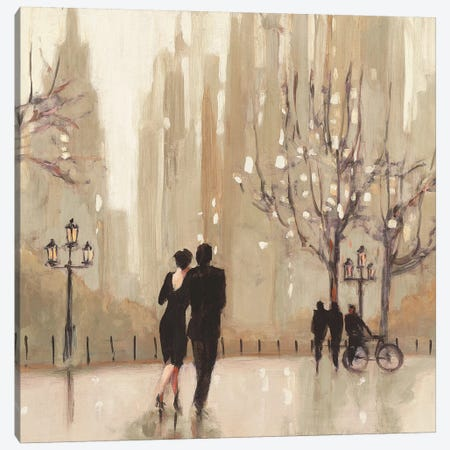 An Evening Out II Canvas Print #WAC4444} by Julia Purinton Canvas Wall Art