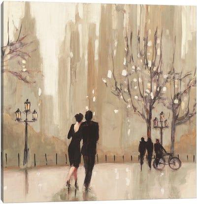 An Evening Out II Canvas Art Print