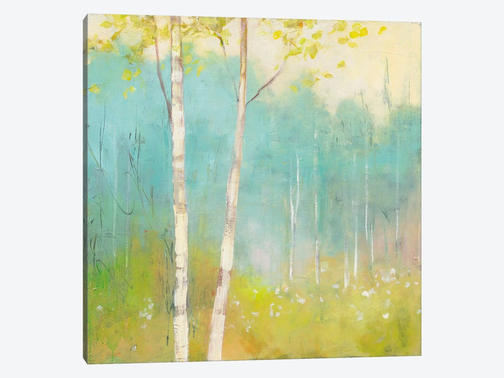 Spring Fling I by Julia Purinton 1-piece Canvas Art