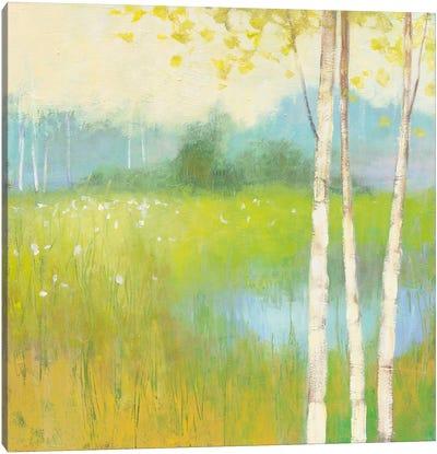 Spring Fling II Canvas Print #WAC4451