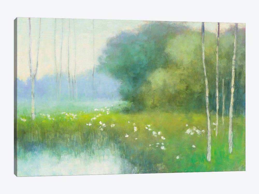 Spring Midst by Julia Purinton 1-piece Canvas Artwork