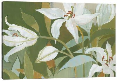Cut Flowers II Canvas Art Print