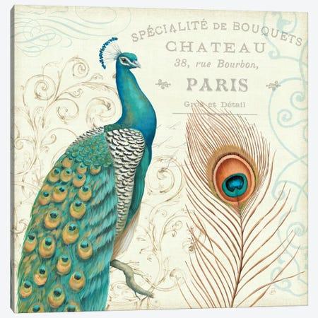 Majestic Beauty I  Canvas Print #WAC446} by Daphne Brissonnet Canvas Print
