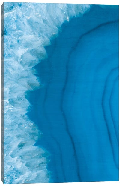 Agate Geode I Canvas Art Print