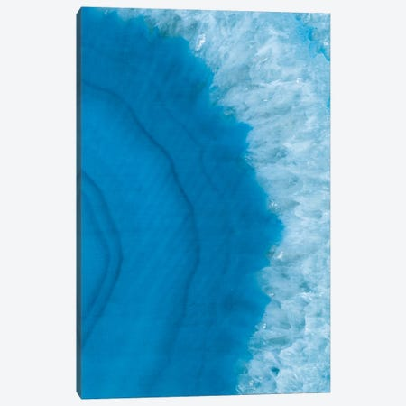 Agate Geode II Canvas Print #WAC4475} by Wild Apple Portfolio Canvas Print
