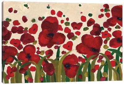 Ascending Flowers Canvas Print #WAC4476