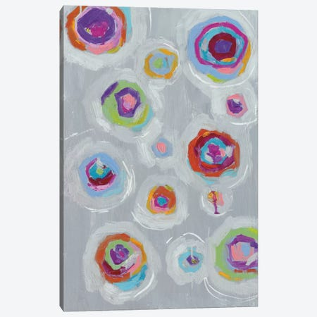 Frolic I 3-Piece Canvas #WAC4500} by Wild Apple Portfolio Canvas Wall Art