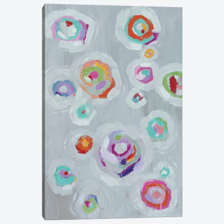 Frolic II 3-Piece Canvas #WAC4501} by Wild Apple Portfolio Canvas Art