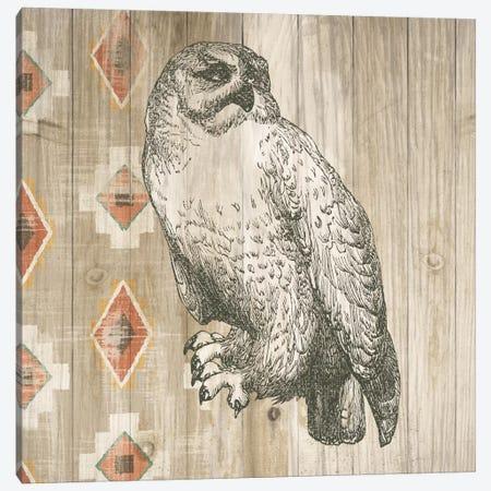 Natural History Lodge Southwest II Canvas Print #WAC4509} by Wild Apple Portfolio Canvas Artwork