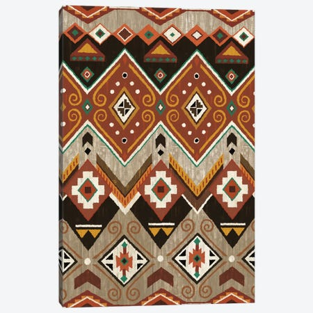 Natural History Lodge Southwest Patterns Canvas Print #WAC4512} by Wild Apple Portfolio Canvas Print