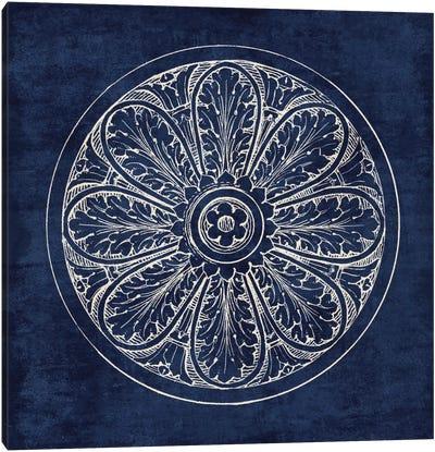 Rosette VIII Canvas Art Print