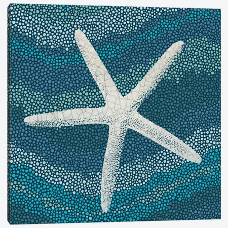 Sea Glass IV Canvas Print #WAC4526} by Wild Apple Portfolio Art Print