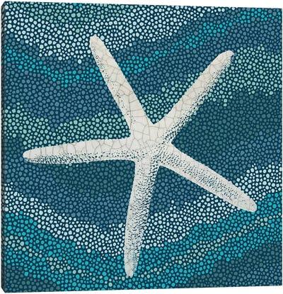 Sea Glass IV Canvas Art Print