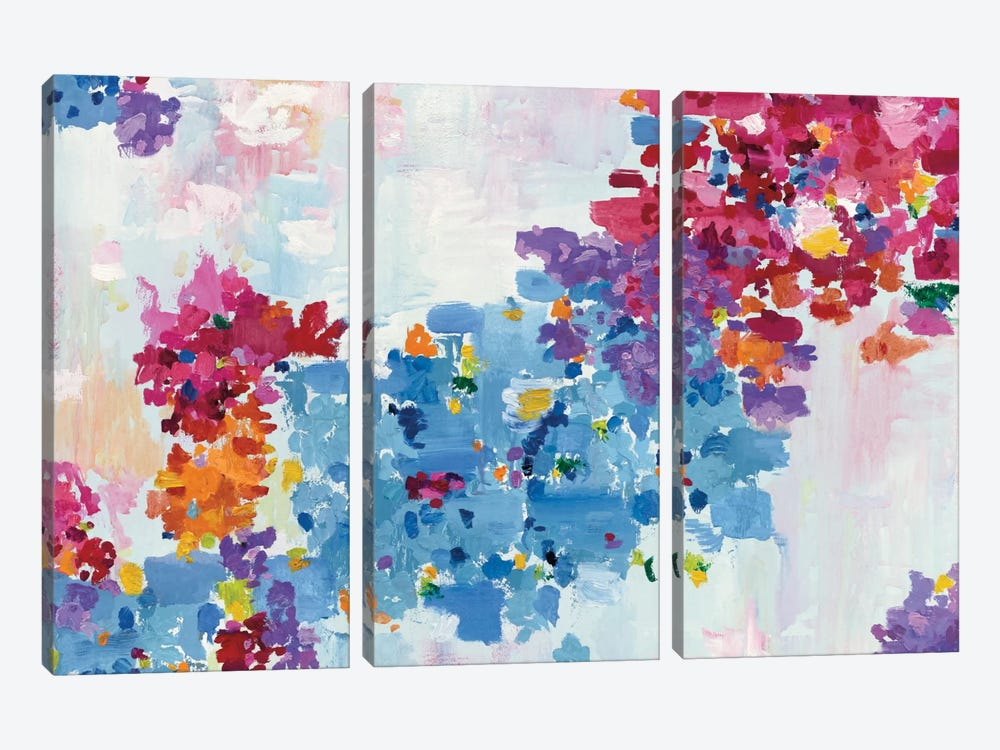 What Dreams Look Like by Wild Apple Portfolio 3-piece Canvas Art