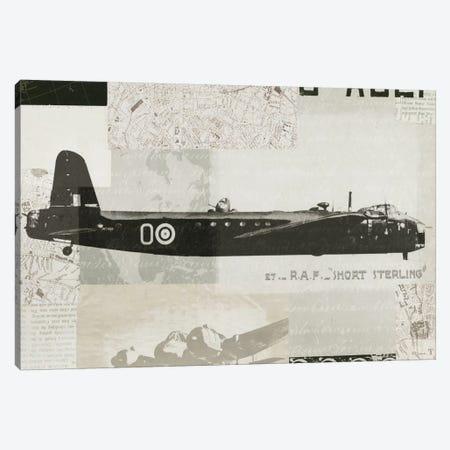 Wings Collage I Canvas Print #WAC4545} by Wild Apple Portfolio Canvas Print