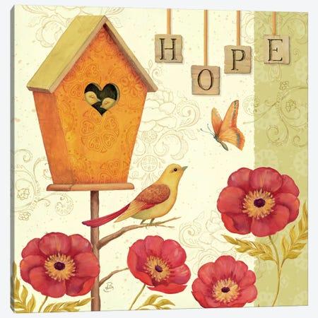 Welcome Home III  Canvas Print #WAC454} by Daphne Brissonnet Canvas Art