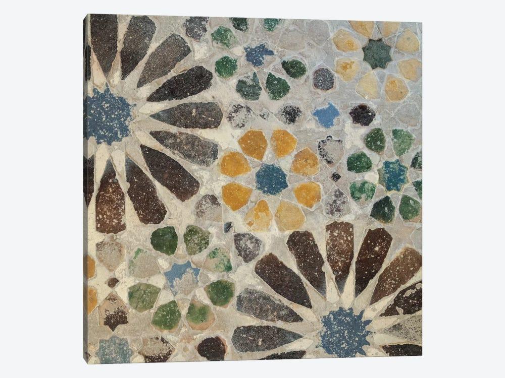 Alhambra Tile II by Sue Schlabach 1-piece Canvas Art