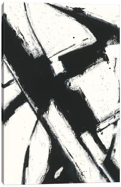 Expression Abstract I.A Canvas Print #WAC4583