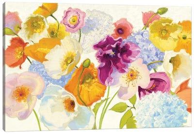 For Paris Canvas Art Print