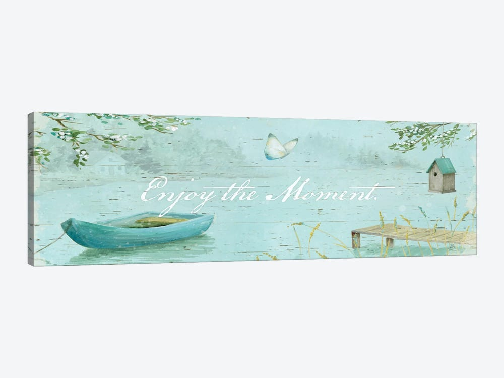 Serene Moments IV  by Daphne Brissonnet 1-piece Canvas Wall Art