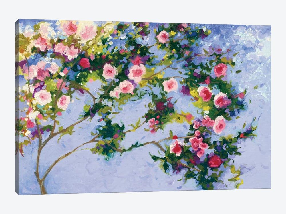 Inspiration (A Homage to Claude Monet) by Shirley Novak 1-piece Art Print