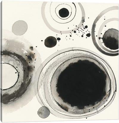 Planetary IV Canvas Art Print