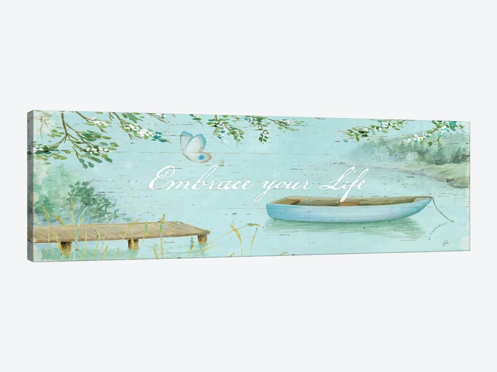 Serene Moments V  1-piece Canvas Print