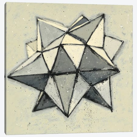 Wabi Sabi I Canvas Print #WAC4600} by Shirley Novak Art Print