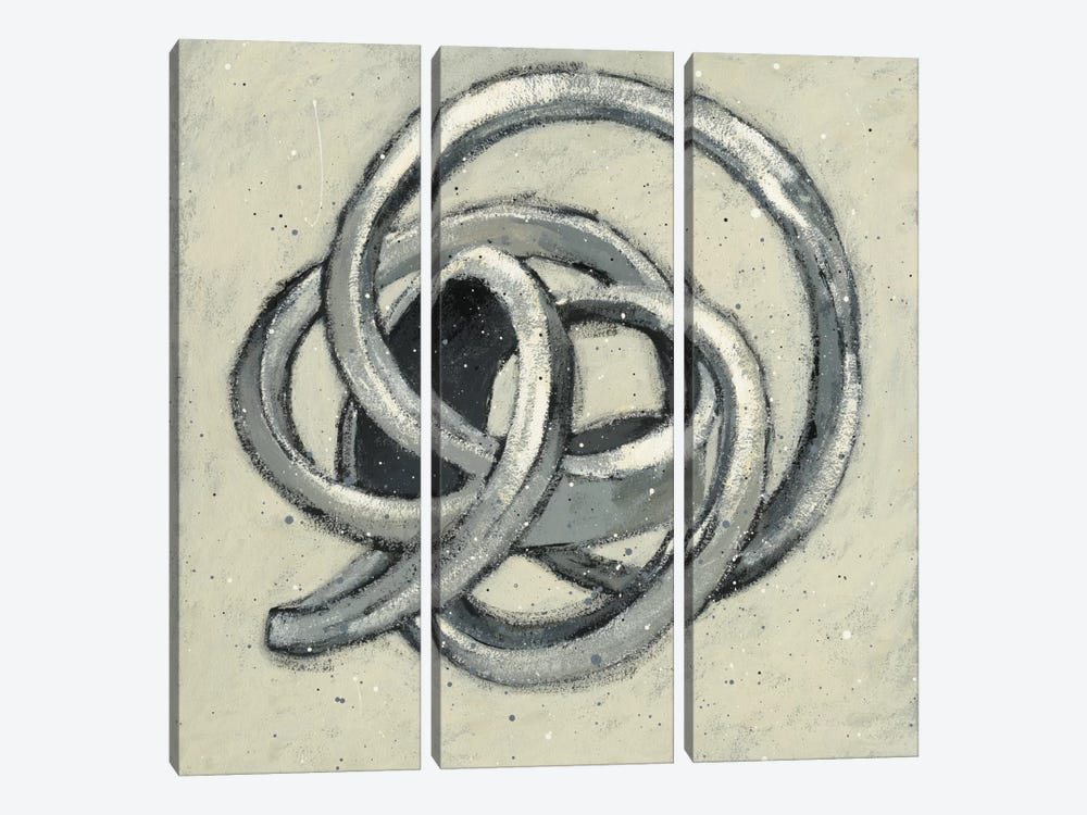 Wabi Sabi II by Shirley Novak 3-piece Art Print