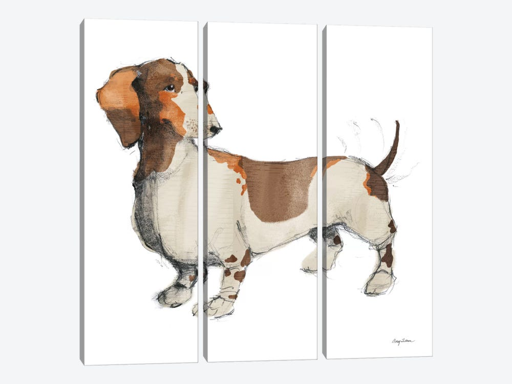 Clio by Avery Tillmon 3-piece Canvas Artwork