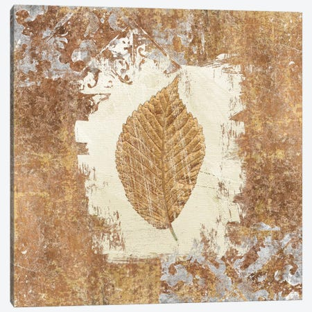 Gilded Leaf II Canvas Print #WAC4607} by Avery Tillmon Canvas Artwork
