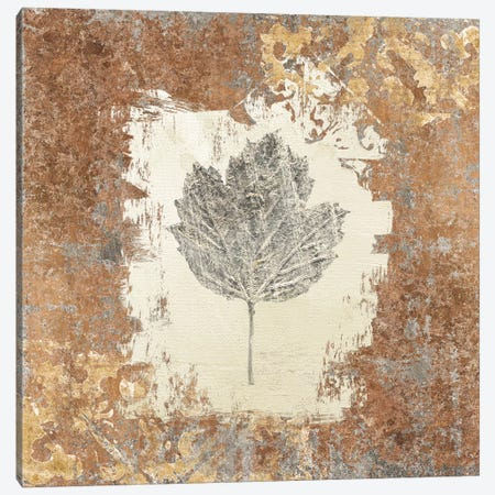 Gilded Leaf V Canvas Print #WAC4609} by Avery Tillmon Art Print