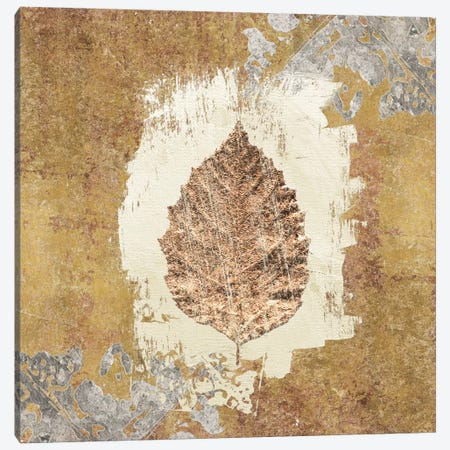 Gilded Leaf VI Canvas Print #WAC4610} by Avery Tillmon Canvas Artwork