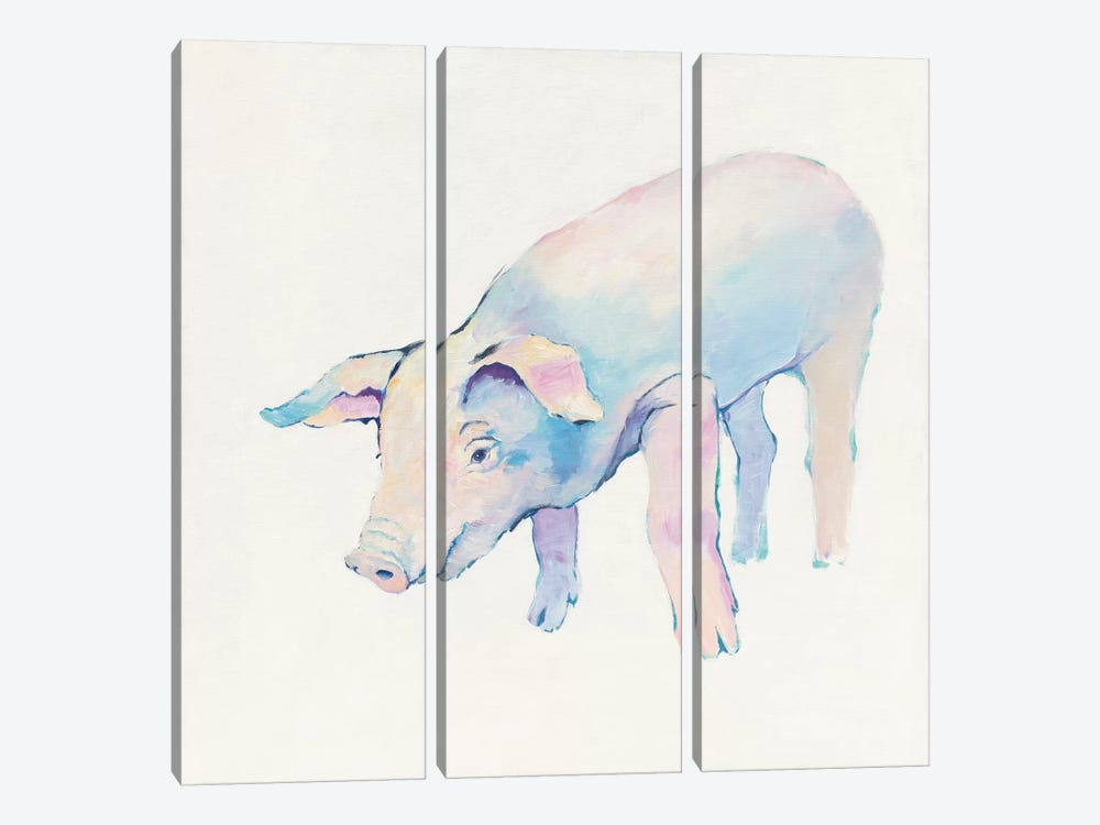 Horatio by Avery Tillmon 3-piece Art Print