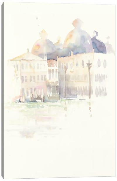 Venice Evening Canvas Art Print