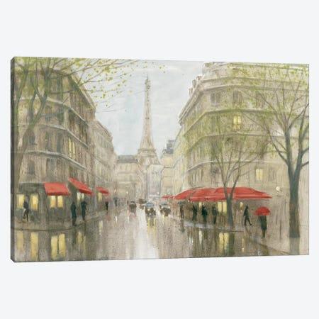 Impression Of Paris Canvas Print #WAC4622} by Myles Sullivan Canvas Print