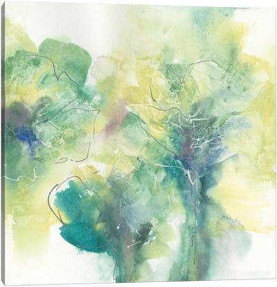 Garden I Canvas Art Print