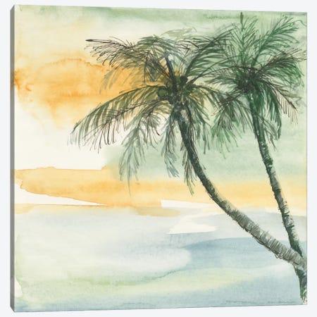 Island Sunset II Canvas Print #WAC4638} by Chris Paschke Canvas Art