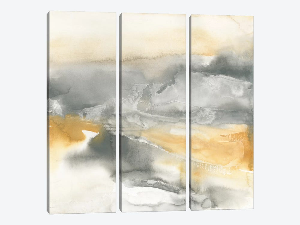 Minerals II by Chris Paschke 3-piece Canvas Art Print