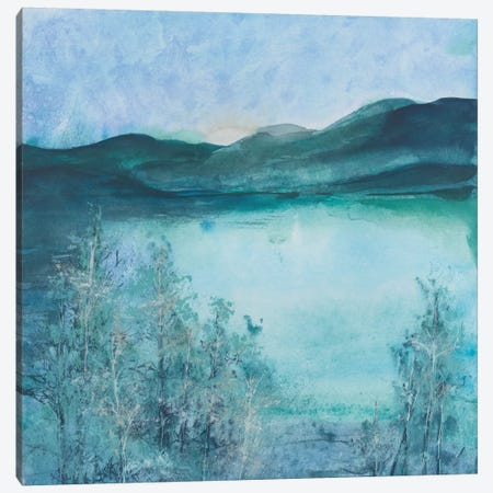 Moonrise Canvas Print #WAC4642} by Chris Paschke Art Print