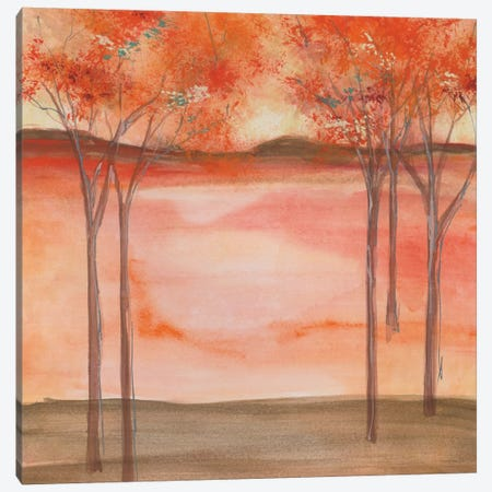 Mountain Meadow II Canvas Print #WAC4646} by Chris Paschke Canvas Artwork