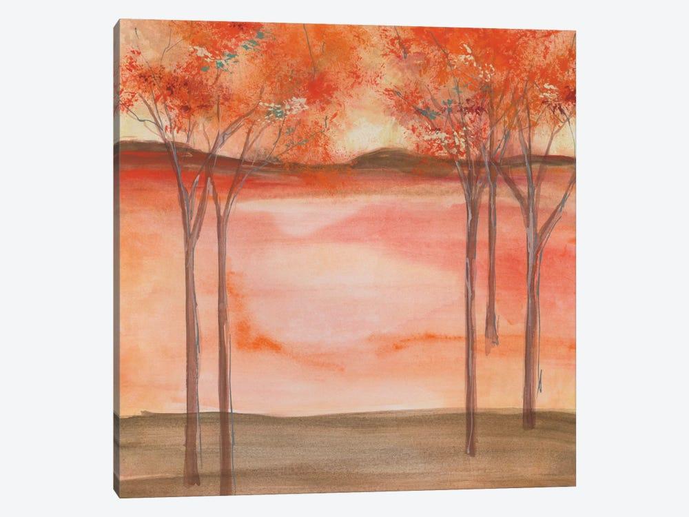 Mountain Meadow II by Chris Paschke 1-piece Canvas Art