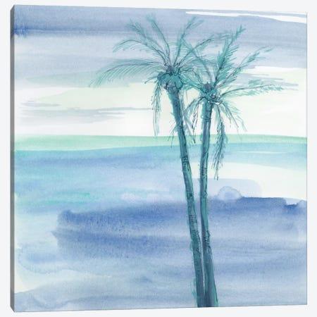 Peaceful Dusk II Canvas Print #WAC4648} by Chris Paschke Art Print