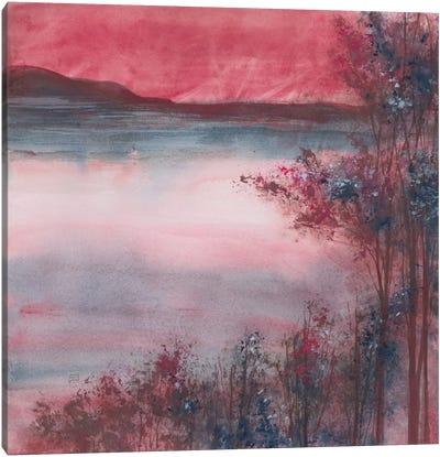 Quiet Time Canvas Art Print