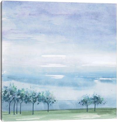 Rain On The Plain Canvas Print #WAC4650