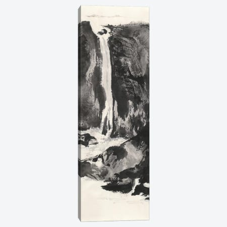 Sumi Waterfall VIew I Canvas Print #WAC4662} by Chris Paschke Canvas Print
