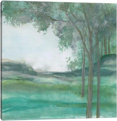 Summer Nights Canvas Print #WAC4665