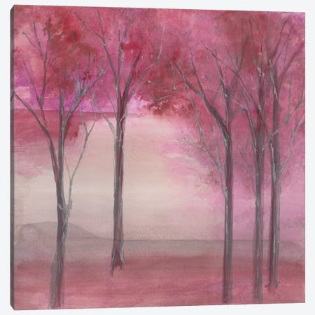 Under The Trees Canvas Print #WAC4666} by Chris Paschke Canvas Wall Art