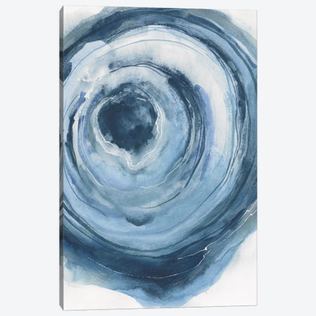 Watercolor Geode III Canvas Print #WAC4667} by Chris Paschke Canvas Artwork