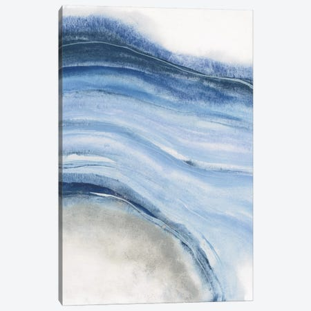 Watercolor Geode IV Canvas Print #WAC4668} by Chris Paschke Canvas Print